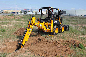 JCB 1CX Backhoe Loader Dubai