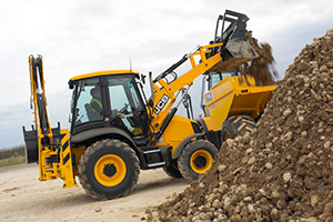 JCB 3CX Backhoe Loaders Dubai