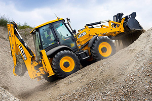 JCB 4CX Backhoe Loaders Dubai