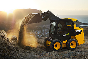 JCB 190 Skid Steer Loaders Dubai