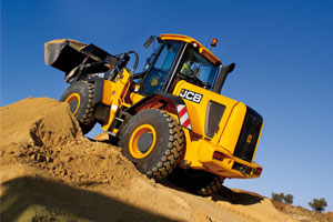JCB 426 Wheel Loaders Dubai