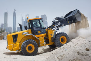 JCB 456 Wheel Loaders Dubai