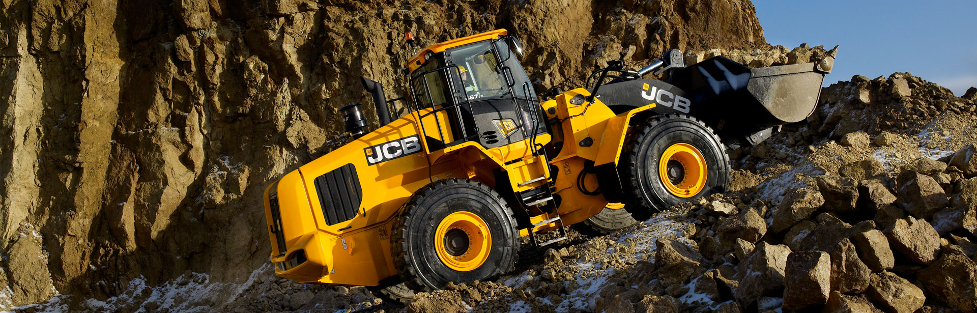 JCB 467ZX Wheel Loaders Dubai