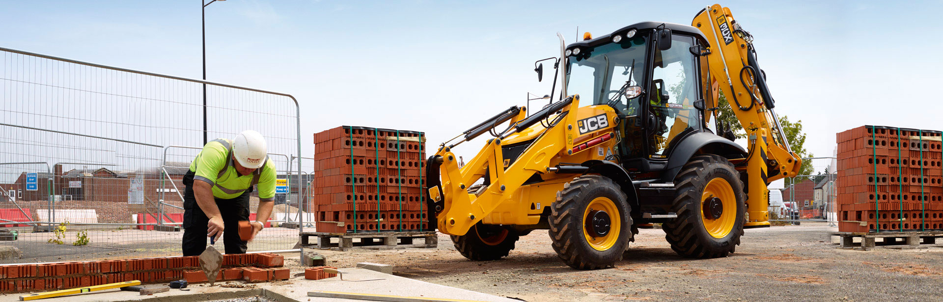 JCB BACKHOE LOADERS Dubai