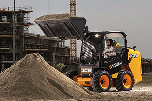JCB 135 Skid Steer Loaders Dubai