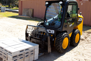 JCB 155 Skid Steer Loaders Dubai