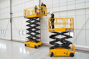 Electric scissor lift and specifications