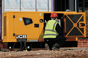 20-45 kVA JCB Diesel by Kohler and specifications