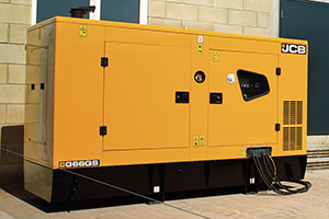 65-140 KVA JCB Dieselmax 4CYL and specifications