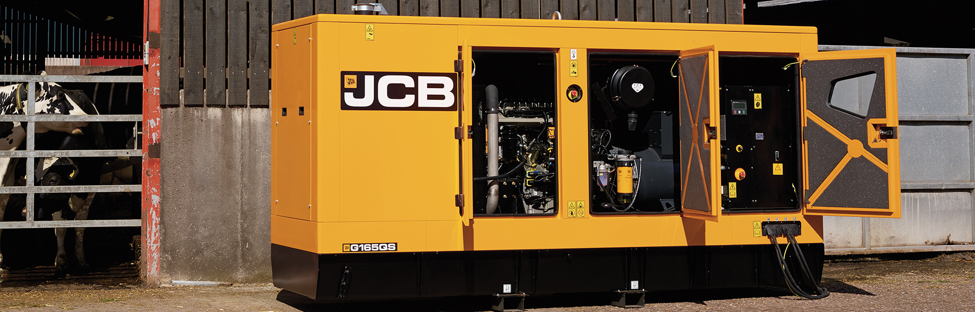 730-2500kVA Mitsubishi engine and specifications